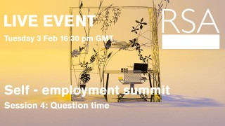 LIVE EVENT – Self-Employment Summit – Session 5