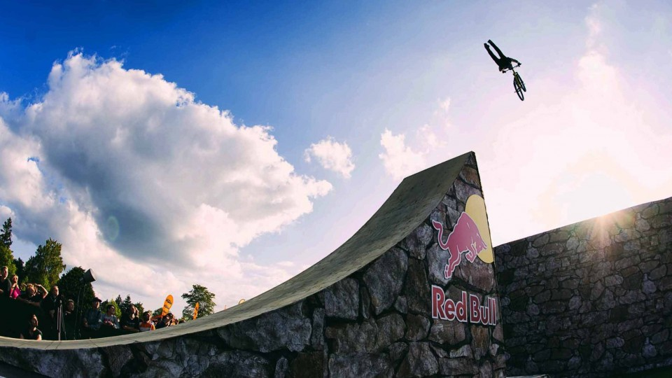 Martin Söderström's Recovery from a Slopestyle MTB Crash – Part 1