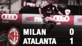 Milan-Atalanta 0-1 Highlights | AC Milan Official
