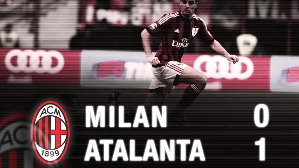 Milan-Atalanta 0-1 Highlights | AC Milan Official