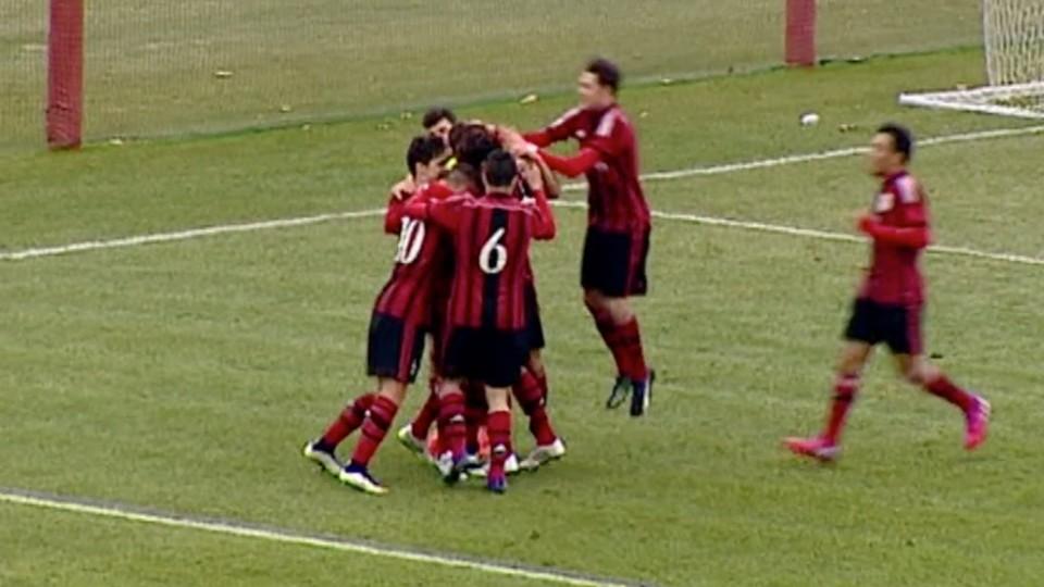 Milan-Brescia 5-0 Highlights | AC Milan Youth Official