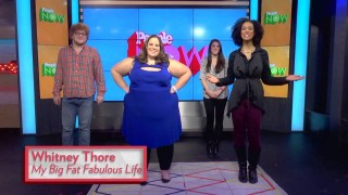 My Big Fat Fabulous Life's Whitney Thore Gives PEOPLE Staffers a Dance Lesson | PEOPLE Now