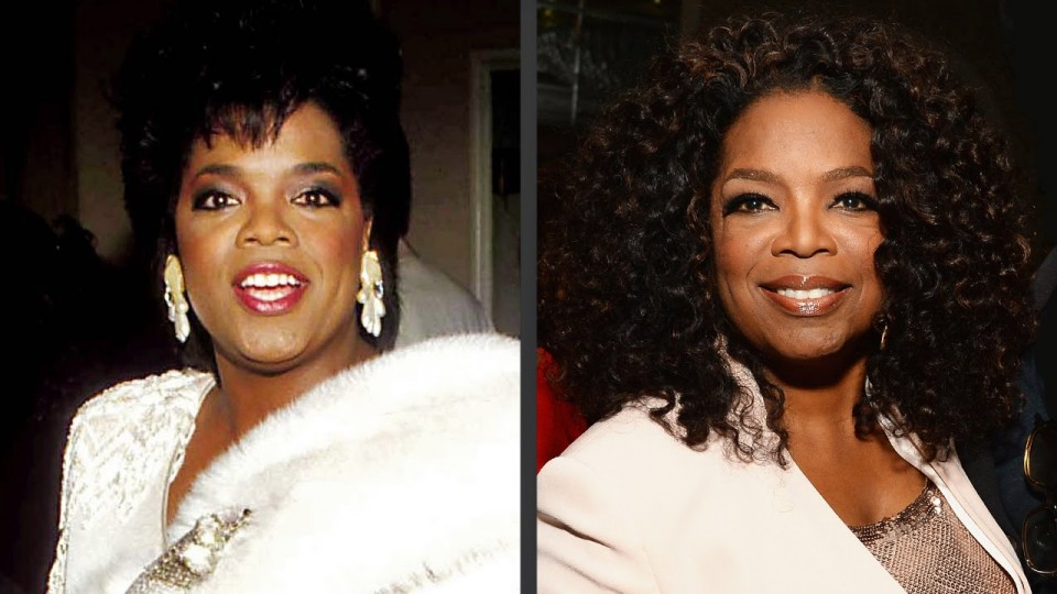 Oprah Winfrey's Evolution of Looks | Time Machine | PEOPLE