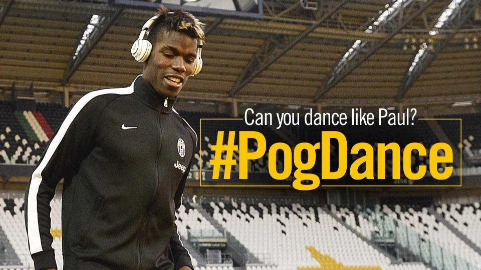 Paul Pogba lancia la sfida! Tutti in pista con la #PogDance! – Show us your #PogDance!