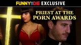 Priest At The Porn Awards