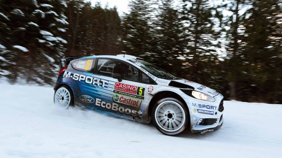 Rallying in Harsh Winter Conditions – FIA World Rally Championship 2015