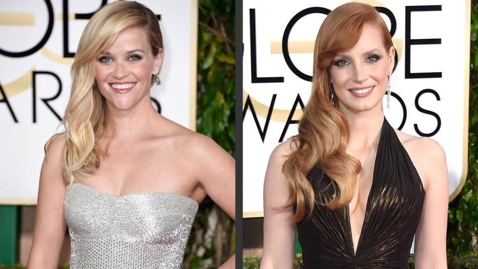 Reese Witherspoon, George Clooney, and More on the Golden Globes Red Carpet | PEOPLE