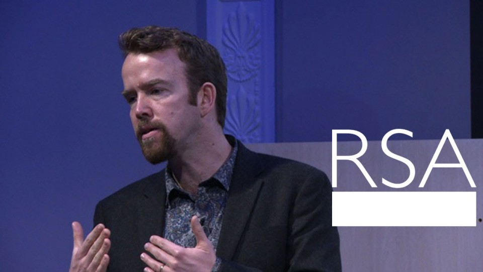 RSA Spotlight: Jonathan Rowson on Spirituality