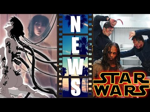 Scarlett Johansson for Ghost in the Shell, Raid 2 meets Star Wars Episode 7! – Beyond The Trailer