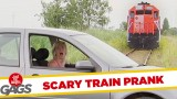 Scary Train Accident Prank – Throwback Thursday