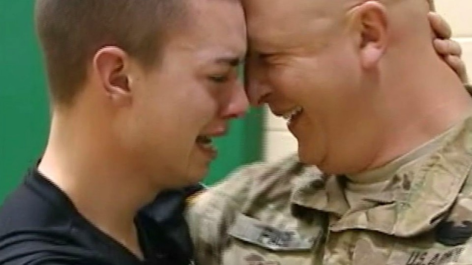 Soldier Surprise Homecoming Compilation 2014 [NEW HD]