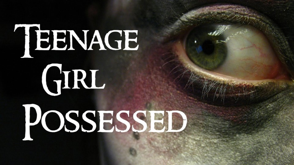 Teenage Girl POSSESSED and Crucified! Do you believe in Exorcisms?