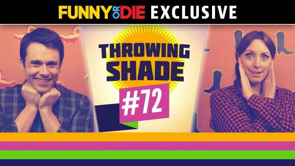 Throwing Shade #72: Merry Christmas & Star Wars
