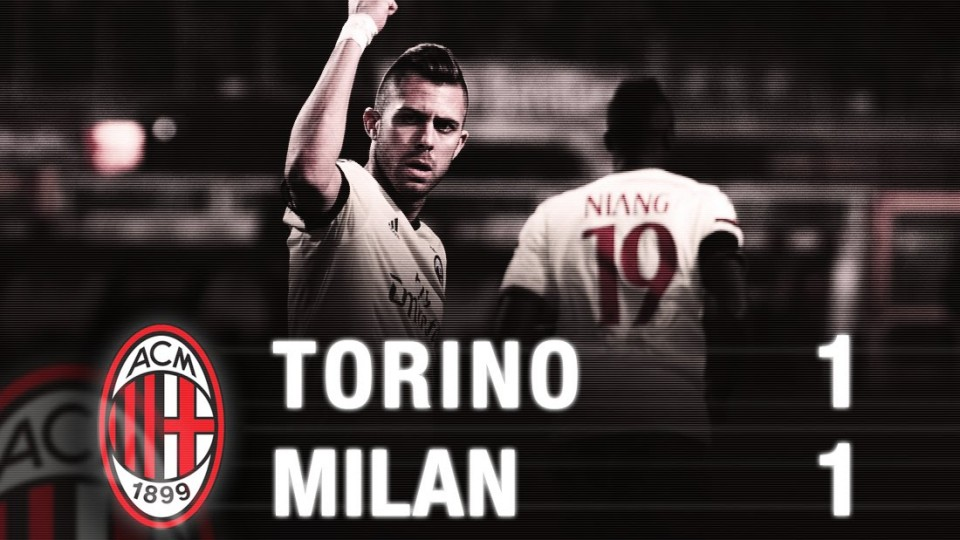Torino-Milan 1-1 Highlights | AC Milan Official