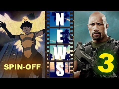 Vixen Animated Series on CW Seed! GI Joe 3 drafts DJ Caruso?! – Beyond The Trailer