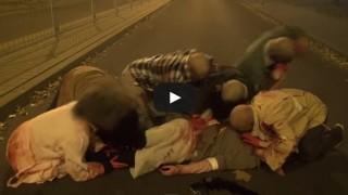 Walking dead, questo non è un film ma la realtà
