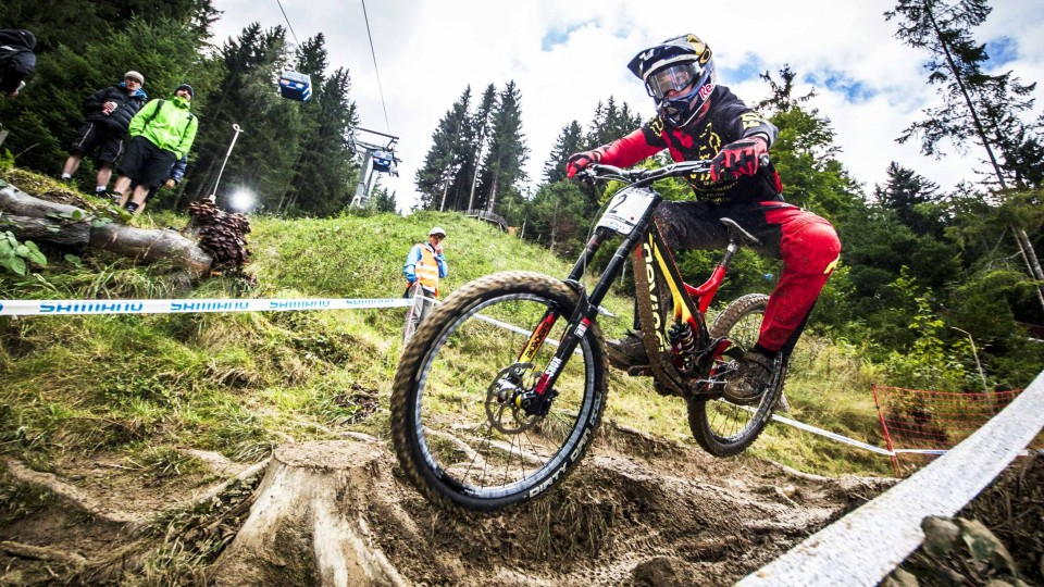 World Class Downhill MTB Racing in Austria – UCI MTB World Cup 2014 Recap