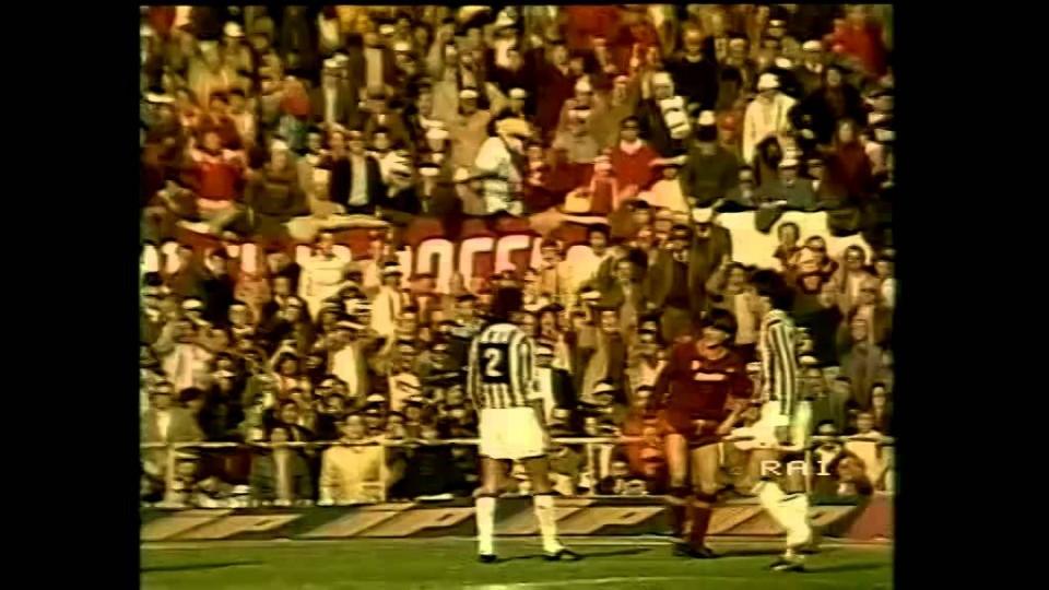 06/03/1983 – Serie A – Roma-Juventus 1-2