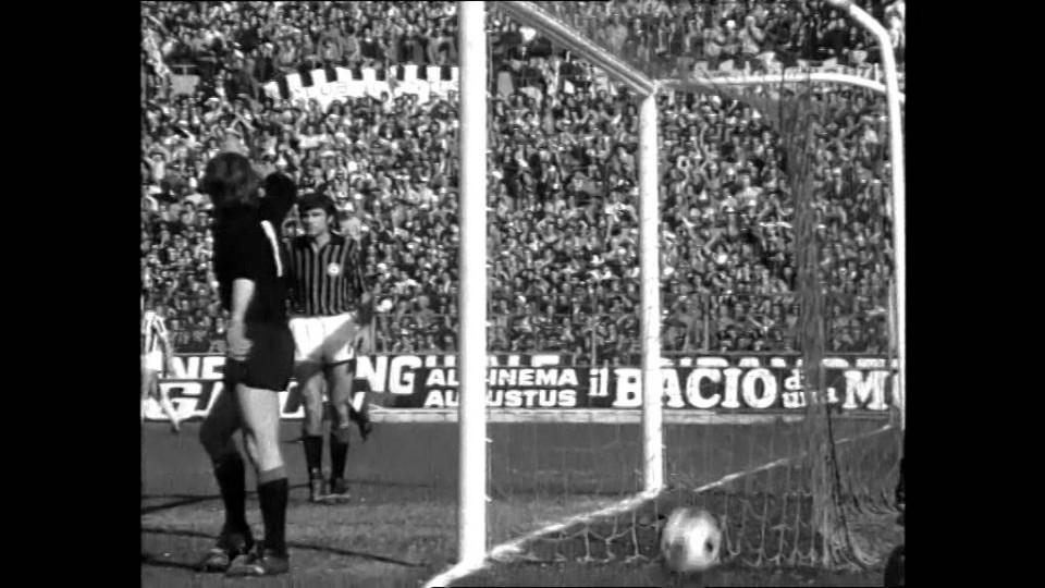 17/03/1974 – Serie A – Juventus-Milan 2-0