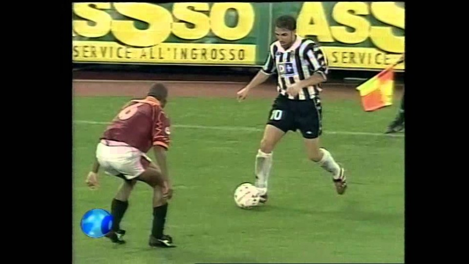 17/10/1999 – Serie A – Roma-Juventus 0-1