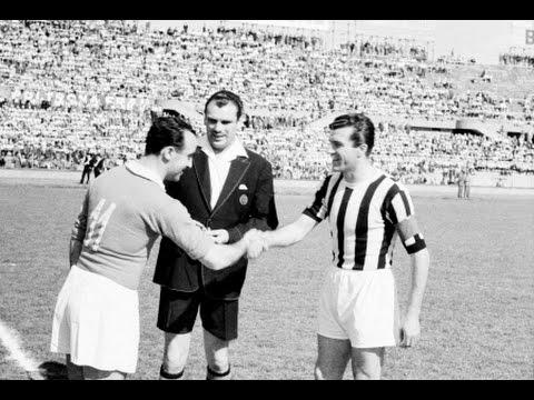19/05/1957 – Serie A – Roma-Juventus 2-3