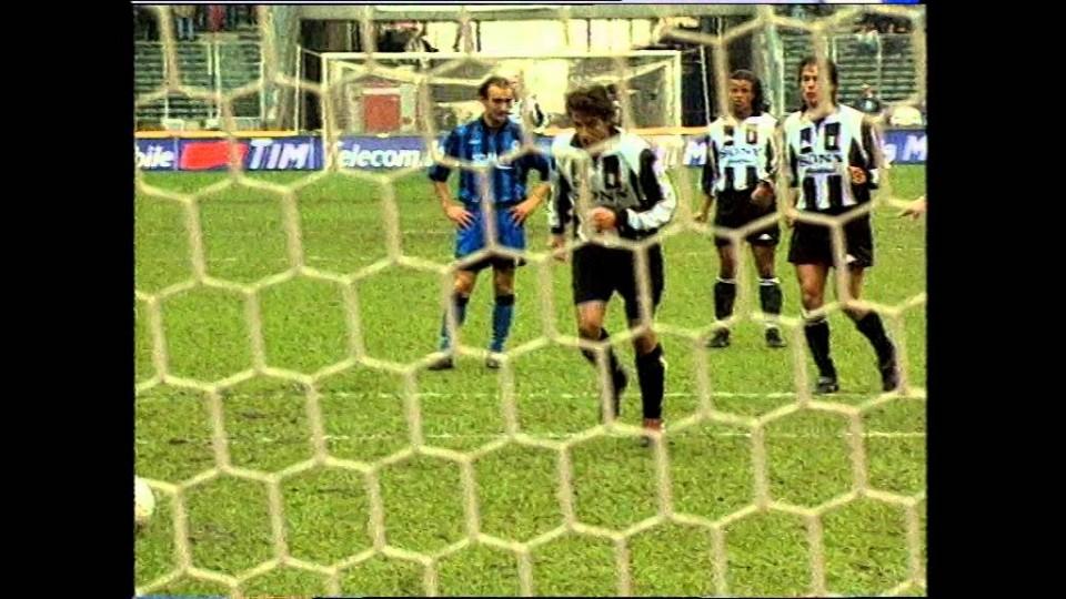 25/01/1998 – Serie A – Juventus-Atlanta 3-1