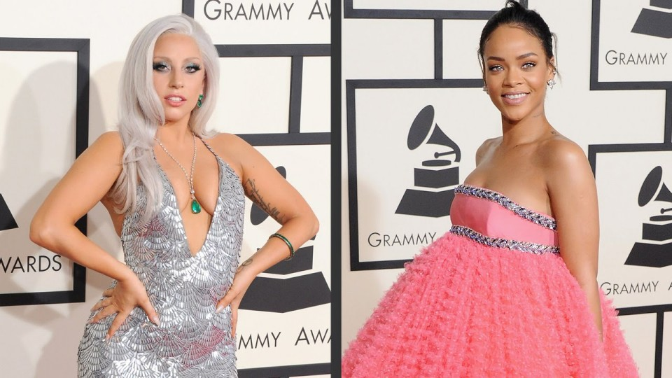 Beyonce, Kanye and Rihanna –  See the Sexiest Grammys Looks in 90 Seconds | PEOPLE
