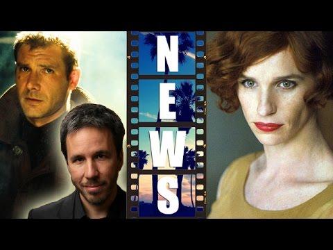 Blade Runner 2 signs Harrison Ford, Eddie Redmayne's The Danish Girl – Beyond The Trailer