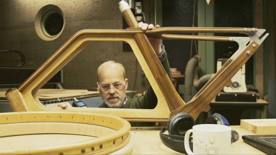 Building a Wooden Bike from Scratch – Fettlers – Part 1