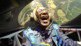 Chef Gregory Gourdet Takes Aerobatic Flight w/ Kirby Chambliss