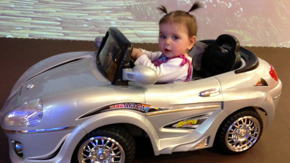 Cute Babies Riding Power Wheels Compilation 2015 [NEW HD]