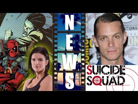 Deadpool 2016 adds Gina Carano, Joel Kinnaman up for Suicide Squad movie – Beyond The Trailer