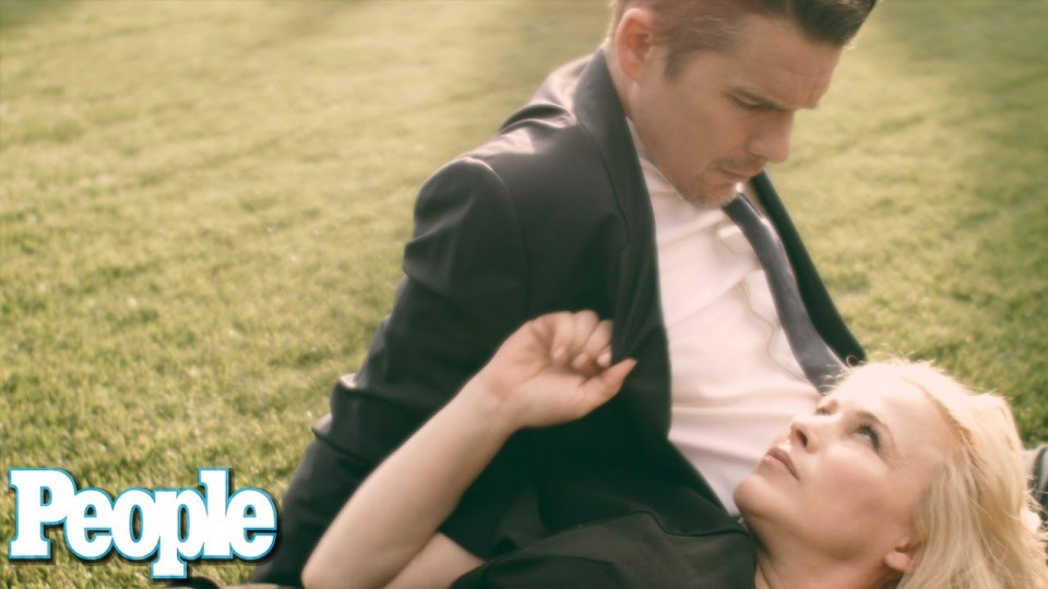 Ethan Hawke and Patricia Arquette: The Moment We Wanted to be Actors Was …  | PEOPLE