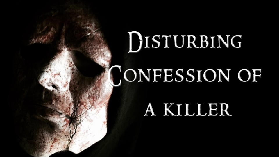 Found Footage! Disturbing Confession of a killer – Tape 2