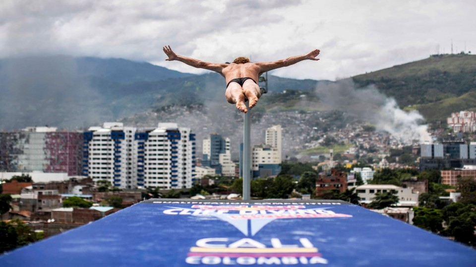 Gearing up for Red Bull Cliff Diving World Series 2015