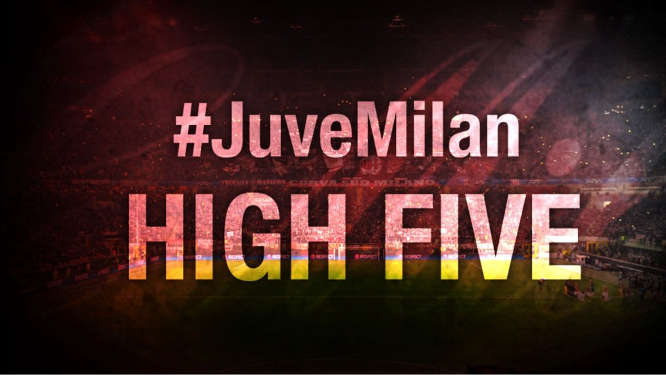 High Five #JuventusMilan | AC Milan Official