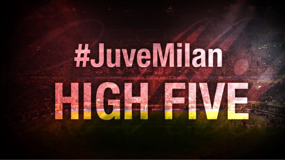 High Five #JuventusMilan | AC Milan Official
