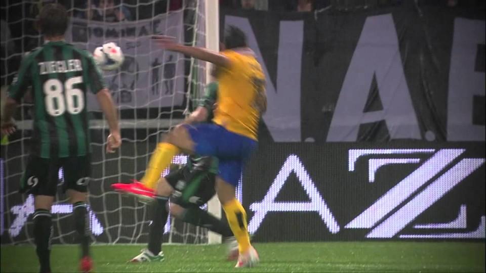 I gol di Carlos Tevez alla Juventus – Carlos Tevez's goals for Juventus