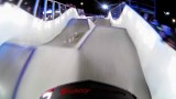 Ice Cross Downhill POV w/ Claudio Caluori