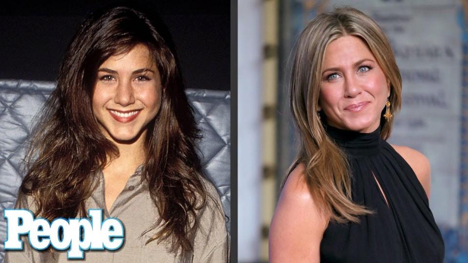 Jennifer Aniston's Evolution of Looks | Time Machine | PEOPLE