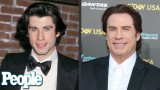 John Travolta's Evolution of Looks | Time Machine | PEOPLE