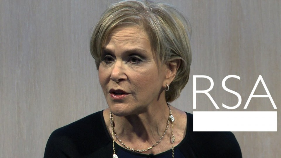 Judith Rodin on Building Resilient Cities – RSA Spotlight