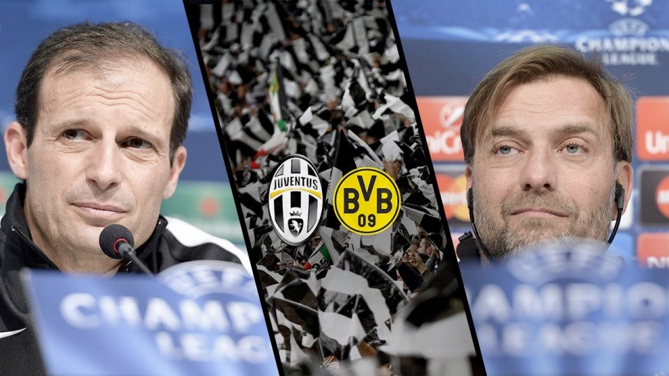 Juventus-Borussia Dortmund, la vigilia – Build-up