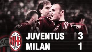 Juventus-Milan 3-1 Highlights | AC Milan Official