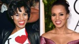 Kerry Washington's Evolution of Looks | Time Machine | PEOPLE