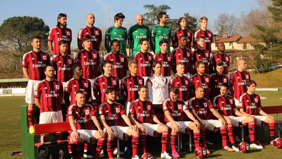 La foto squadra di gennaio | AC Milan Official