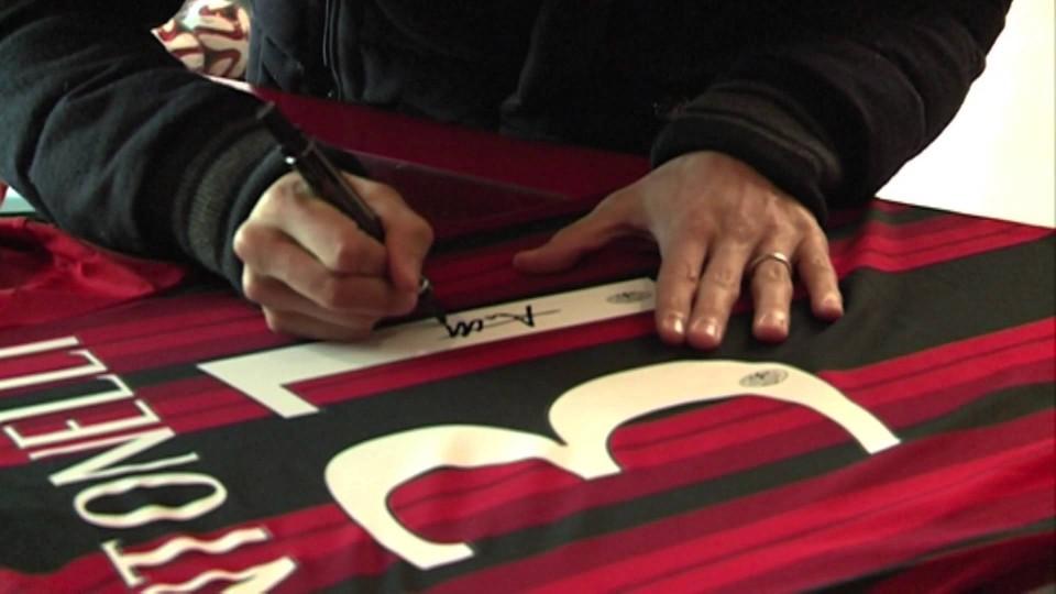 La rosa al completo, the squad is complete! | AC Milan Official