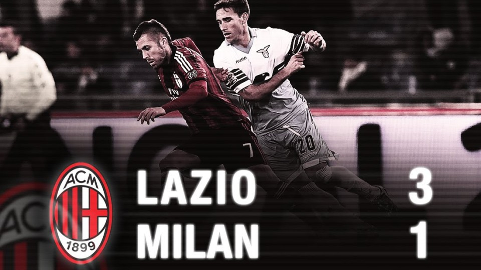 Lazio-Milan 3-1 Highlights | AC Milan Official