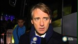 LE PAROLE DI MANCINI POST CELTIC INTER