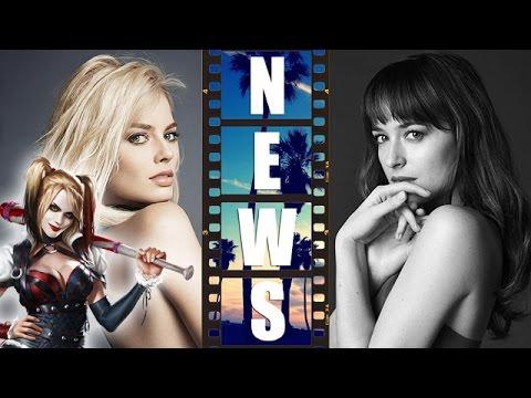 Margot Robbie's Harley Quinn vs Dakota Johnson's Anastasia Steele – Beyond The Trailer